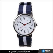 Nylon Uhrenarmband Männer Handuhr