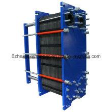 Intercambiadores de calor de placas y repuestos (similares a Alfalaval M10B / M10M)