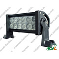 13.5′′ 36W 12LED Offroad Light Bars for Truck Boat Hight Brighness IP67 LED Work Light Bar