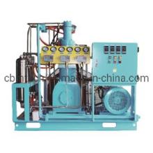 Oilless High Pressure O2 Compressors