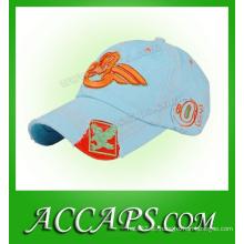 Gorras de béisbol del bordado de la moda 3D