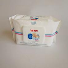 Детские влажные салфетки для личной гигиены биоразлагаемые