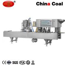 ЦФО-4 автоматические Завалка чашки и машина запечатывания