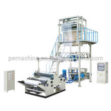 Single Layer Rotary Die Head PE Film Blowing Machine