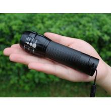 China LED Flashlight Zoom