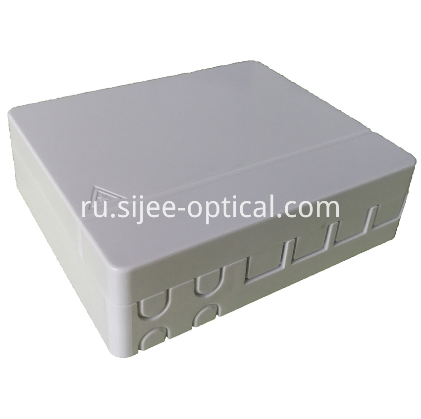 FTTH Mini Fiber Optic Terminal Box