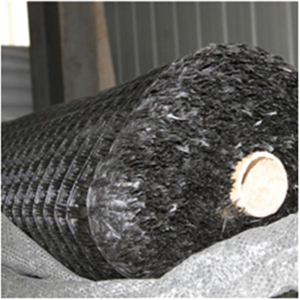High strength fiberglass geogrid