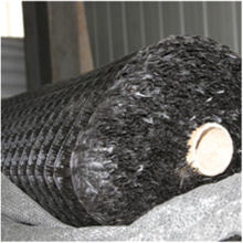 Especializada en la producción de geomalla de fibra de vidrio