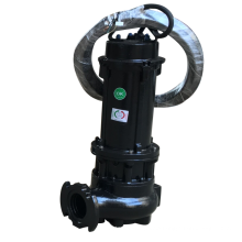 inches, 80 mm free submersible pump, vertical sewage pump, oceanpump