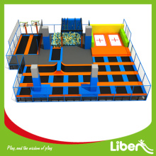 Kids+indoor+equipment+commercial+trampoline+park