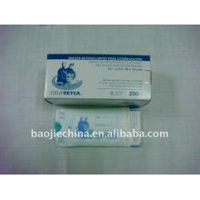 зубоврачебная поставка уплотнения собственной личности стерилизации мешки/медицинские упаковывая мешки