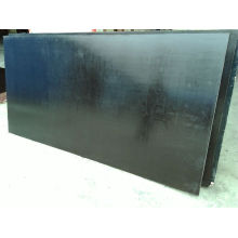 12X4X8 Black Film Faced Plywood, Poplar Core, WBP Glue