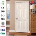 Painted Wood White Interior Door