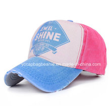 Fashion Washed Ladies Baseball Cap