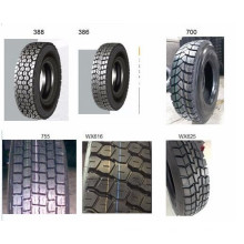 Fábrica profesional de neumáticos 1000r20