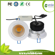 10W COB LED Downlight con 3 años de garantía