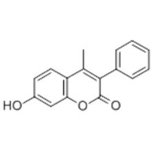 7-HYDROXY-4-METHYL-3-PHENYLCOUMARIN 97 CAS 20050-76-4