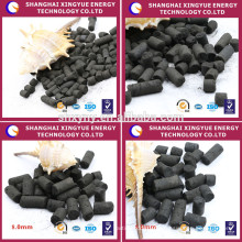 Coal based columnar activated carbon/activated carbon price per ton
