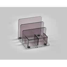 Acrylic Multifunction Pen Case Office Desk Storage