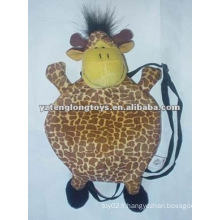 Cute Giraffe Child Animal Peluche Sac Jouet