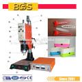 BDS souillent le prix à haute fréquence industriel utilisant la machine en plastique ultrasonique de soudure de 15K pour le PVC, PE, pp, tissu non tissé avec du CE