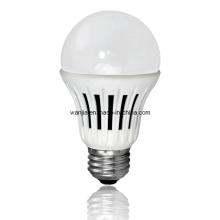6.5W A60 / G60 / A19 d'ampoule LED avec ETL / cETL