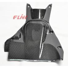 Housse de pompe à carburant en fibre de carbone pour Ducati Diavel