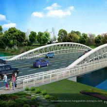 Wz- B024 Professional Steel Bridge with Steel Deck Flooring