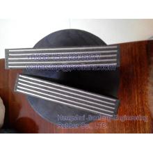 Лучшая цена Прокатанный резиновый Подшипник (используется для мост)