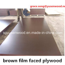 Cheap 12mm 15mm Film Faced Plywood