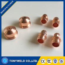 Trafimet Typ A141 Plasmaschneiden Ersatzteile Plasmaelektroden Düse A141