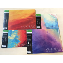 8k Oil-Acrylic Sketch Pad Notebook/Drawing Pad/Sketch Notebook for Gift