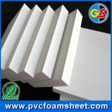 Feuille de PVC rigide