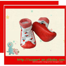 cute rubber sole baby SHOE SOCKS