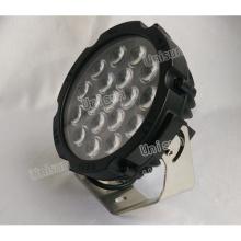 """24V 8 """"luz de condução de 180W LED de alta potência"""