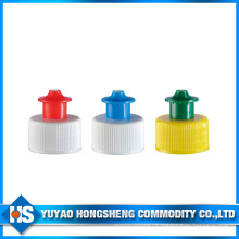 Fornecedores China Plastic Water Bottle Cap Push Pull