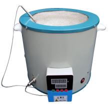 El uso de laboratorio más barato modelo sin manto de calentamiento eléctrico digital