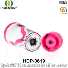 Garrafa de água plástica surpreendente da proteína do Vortex da venda 500ml quente (HDP-0619)