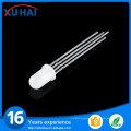 5mm Straw Hat White High Brightness LED Diode