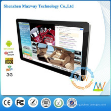 Super slim 42 inch network android digital signage