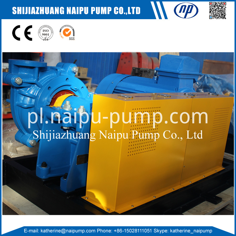 4 Inches Ahe Slurry Pump