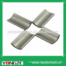 High quality neodymium Arc magnet for sale