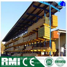Sistema de aço galvanizado a quente do racking do modilhão do armazém ajustável de Nanjing Jracking