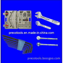 Adjustable Wrenches, Sockets, Pliers and Tool Set