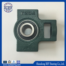 Pillow Block Type Conveyor Roller Bearing Housing Bearing UCFL217 for Agricultural Machinery