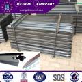 Galvanisierte Länge 1.8mt (14holes) 2.04kgs / MEY Pfosten für Verkauf