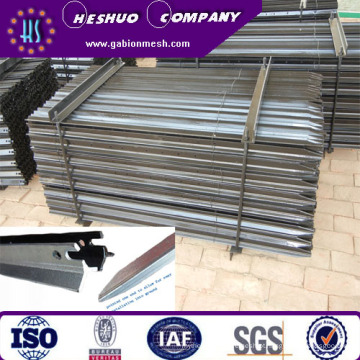 Comprimento galvanizado 1.8mt (14holes) 2.04kgs / MY Post for Sale