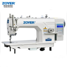 ZY9000D-D4 Zoyer Computer Lockstitch Industrial tailor sewing machine with auto trimmer