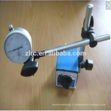 Instrument de mesure de diamètre intérieur de tuyau ondulé