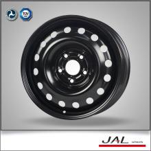 Хорошее качество Черные автомобильные диски 16х6,5 16-дюймовые стальные диски, сделанные в Китае